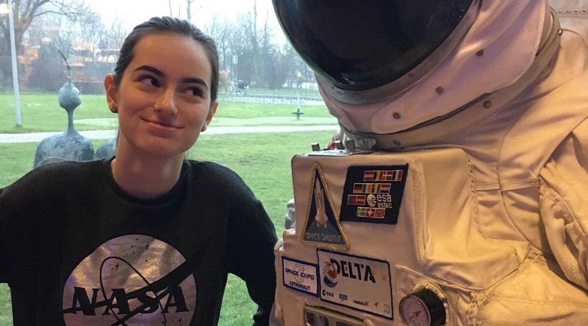 Herike-Elsen: Sophie Hesp wint reis naar Houston!