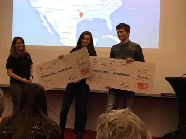 Reggesteyn: Tijs Beene wint reis naar Houston, Texas!