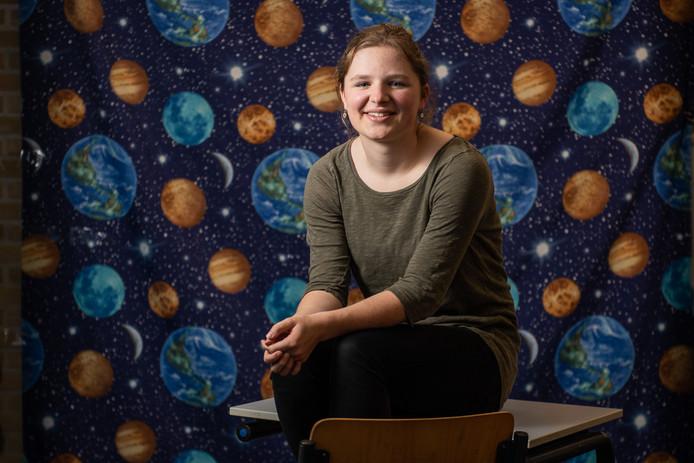 Tubantia: Marel uit Nijverdal wint ruimtevaartwedstrijd en is twee weken te gast bij NASA in Houston