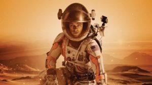 Dag 11 – the Martian